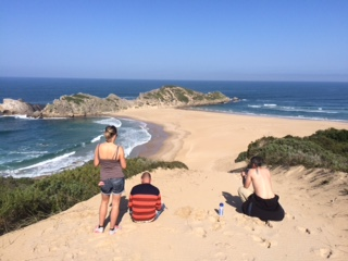Hiking Robberg Reserve