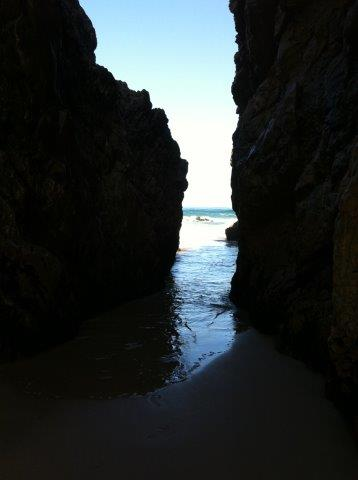 Arch rock keurbooms beach