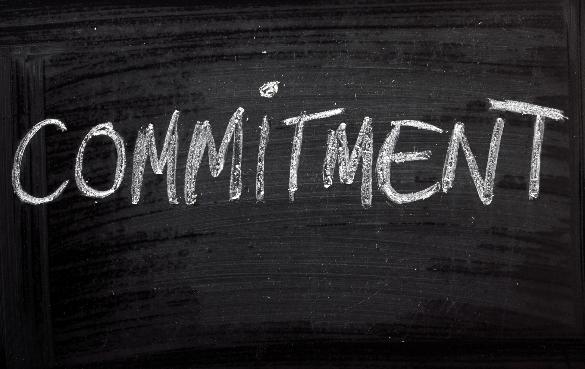 Commitment in recovery