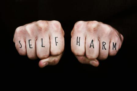 finding help for self harm and cutting